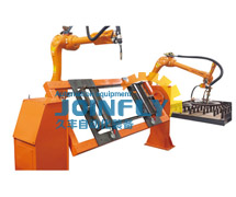 Welding robot Integrated Application System