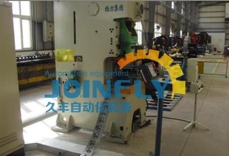 PV mounting profiles molding equipment